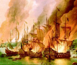 Cortés decision to burn his boats worked and he became the first man in 600 years to successfully conquer Mexico.